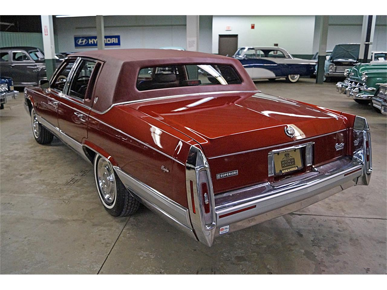 1992 Cadillac Fleetwood Brougham For Sale