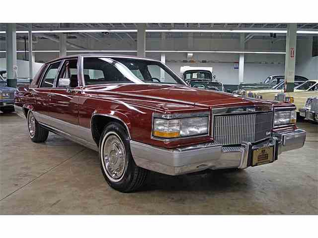 1992 Cadillac Fleetwood Brougham | 942711
