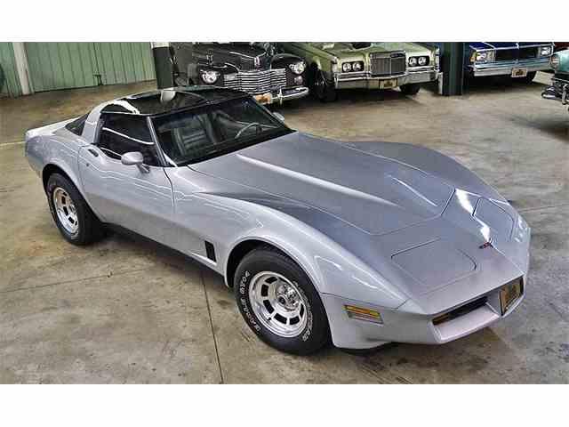 1981 Chevrolet Corvette | 942712