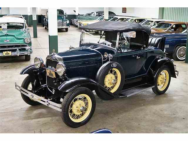 1930 Ford Model A standard | 942714
