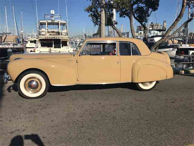 1941 Lincoln Continental | 942721