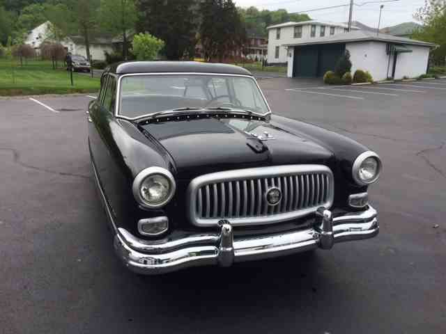 1953 Nash Ambassador | 942722