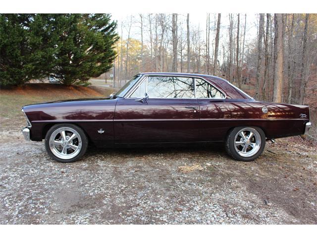 1967 Chevrolet Chevy II Nova SS | 942724