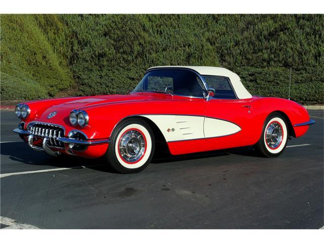 1958 Chevrolet Corvette | 940273