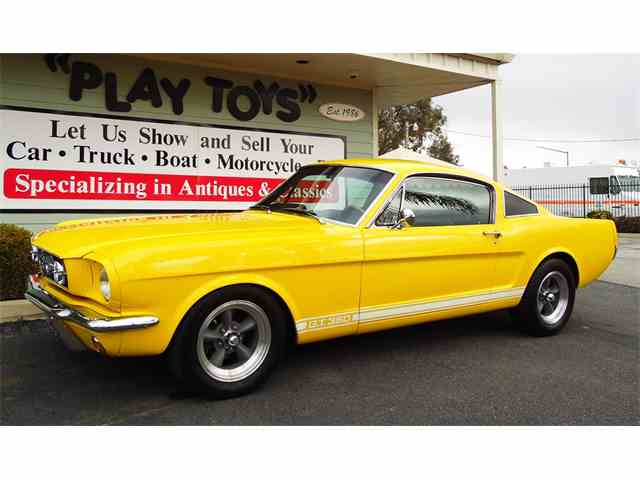 1965 Ford Mustang | 942732