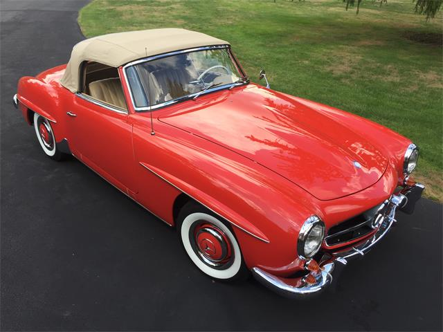 1963 Mercedes-Benz 190SL | 942734
