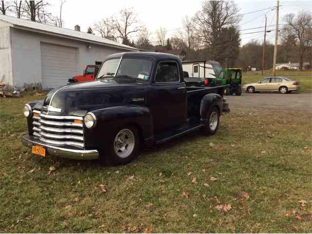1952 Chevrolet 3100 | 942736