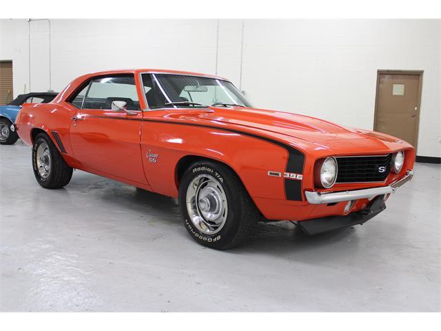 1969 Chevrolet Camaro SS | 942744