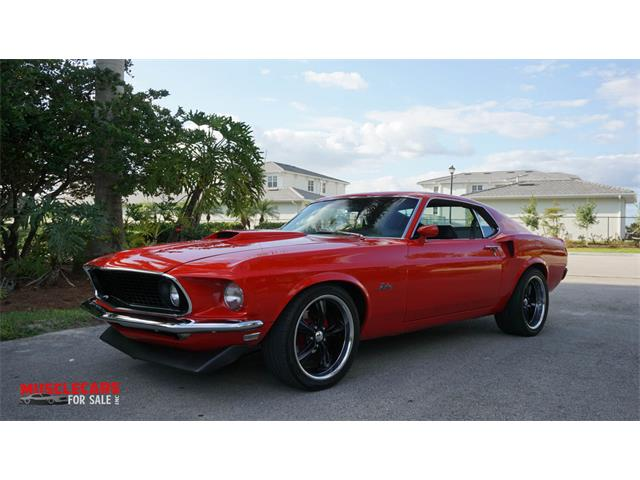1969 Ford Mustang Fastback | 942750
