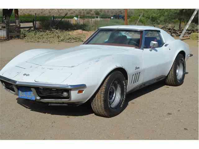 1969 Chevrolet Corvette | 942752