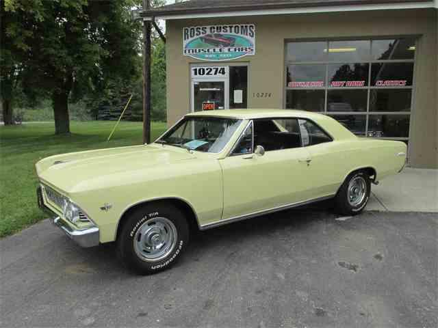 1966 Chevrolet Chevelle Malibu | 942760