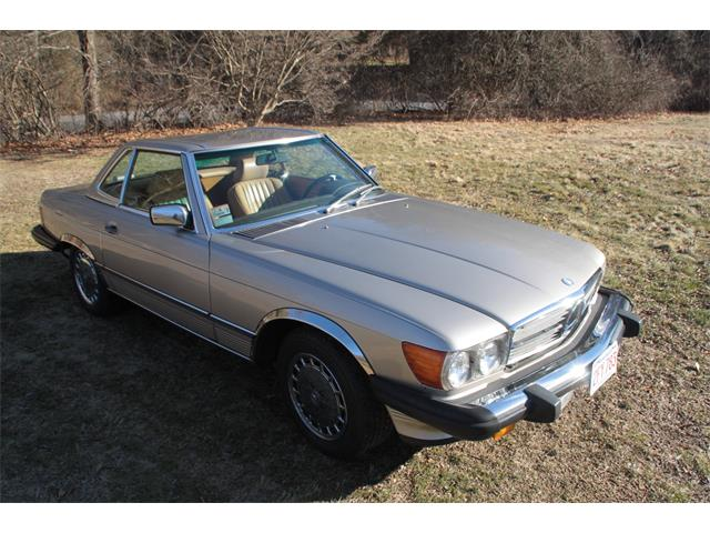 1988 Mercedes-Benz 560SL | 942766