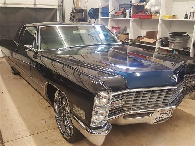 1967 Cadillac Coupe DeVille | 942767