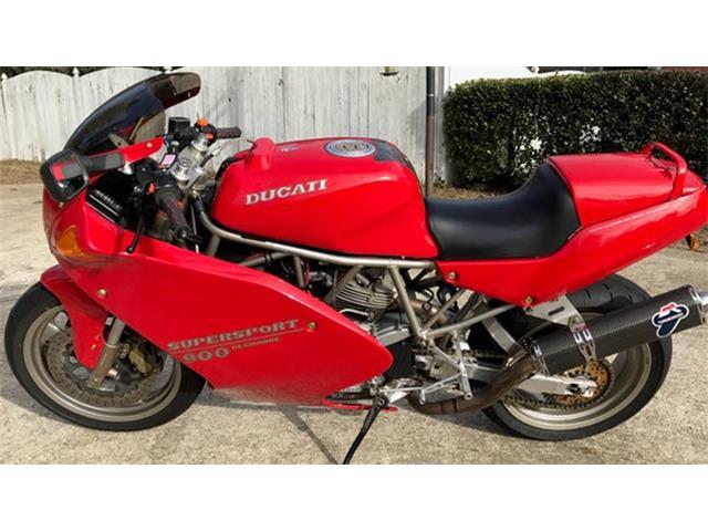 1995 Ducati 900SP | 940277