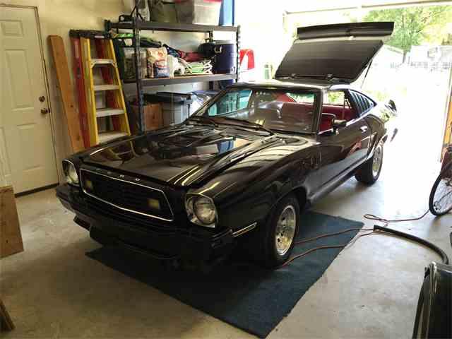 1978 Ford Mustang II Cobra | 942774