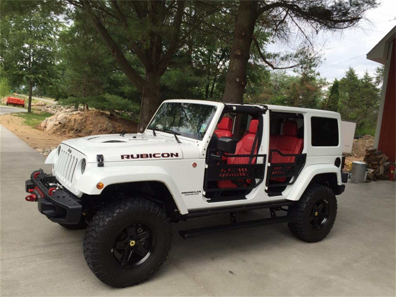 2014 jeep rubicon for sale cc 942778. Black Bedroom Furniture Sets. Home Design Ideas