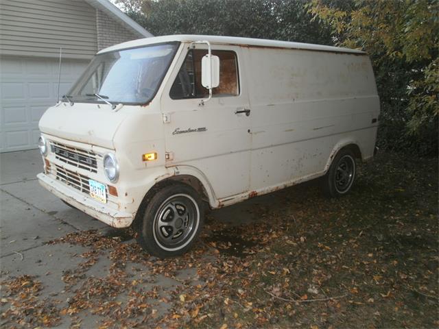 1974 Ford Econoline   942782
