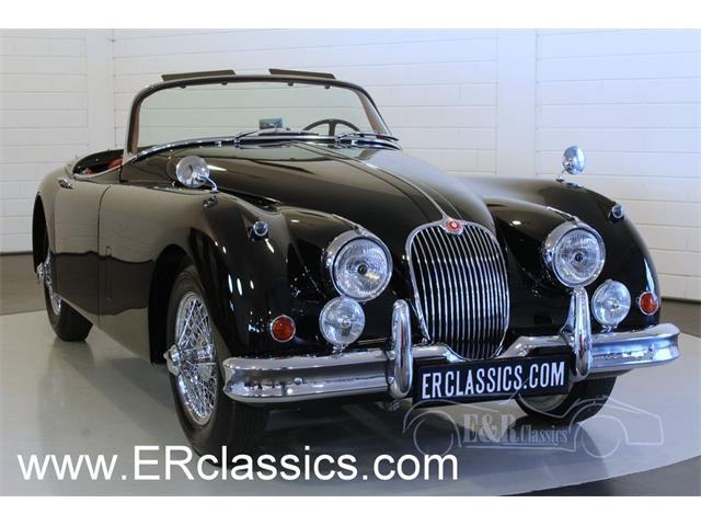 1958 Jaguar XK150   942787