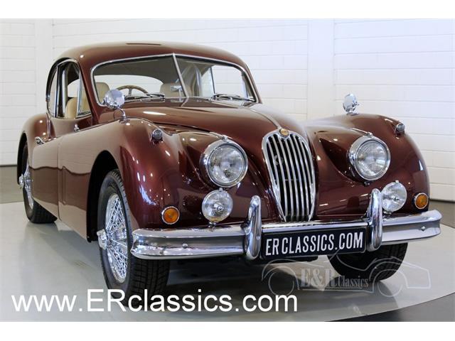 1956 Jaguar XK140   942788