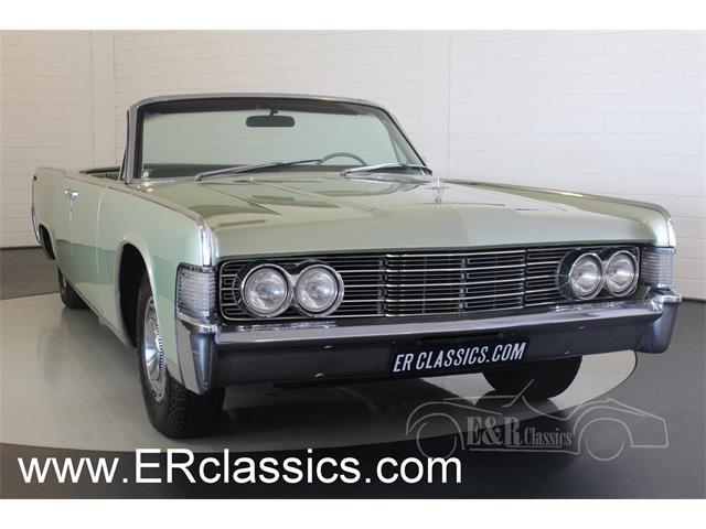 1965 Lincoln Continental | 942789