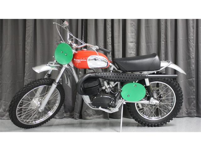 1969 Husqvarna 250 Cross | 940279