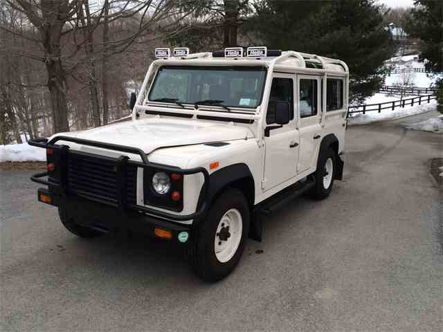 1993 Land Rover Defender 110 | 940028