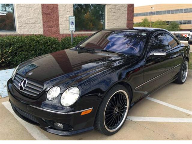 2005 Mercedes-Benz CL500 | 942808