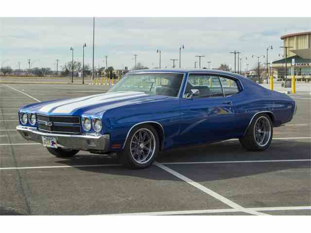 1970 Chevrolet Chevelle | 942809
