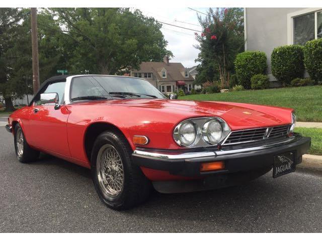 1990 Jaguar XJS | 942816