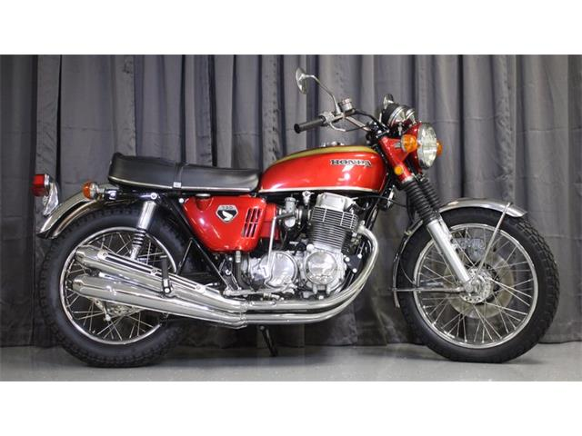 1970 Honda Motorcycle   940282
