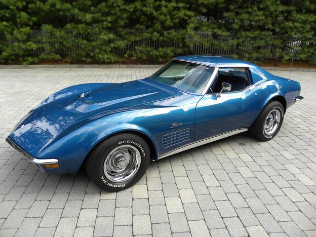 1971 Chevrolet Corvette | 942836
