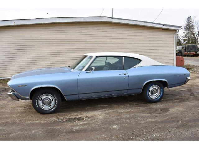 1969 Chevrolet Chevelle | 942838