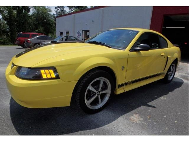 2003 FORD MUSTANG  MACH 1 | 942840