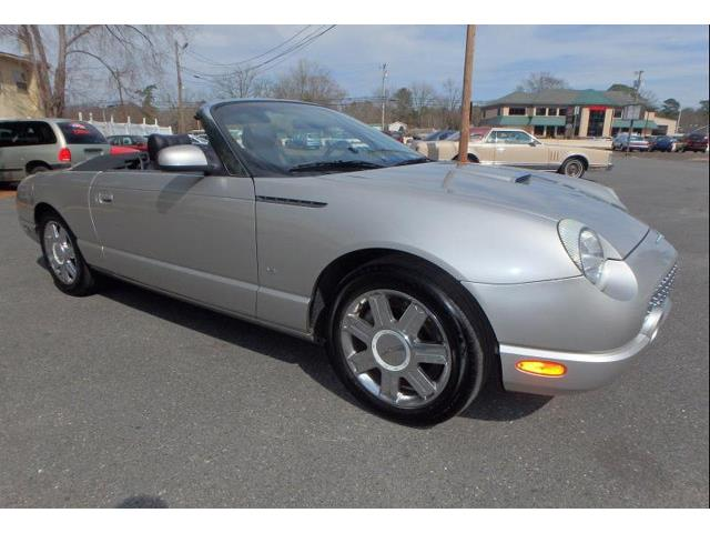 2004 Ford Thunderbird | 942843