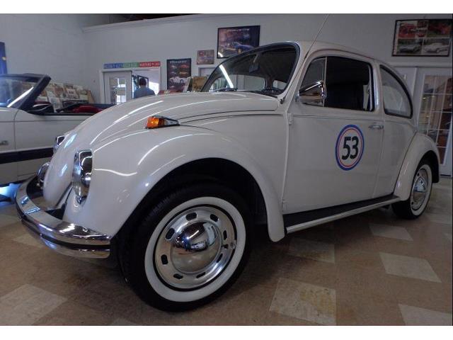 1968 Volkswagen Beetle | 942845