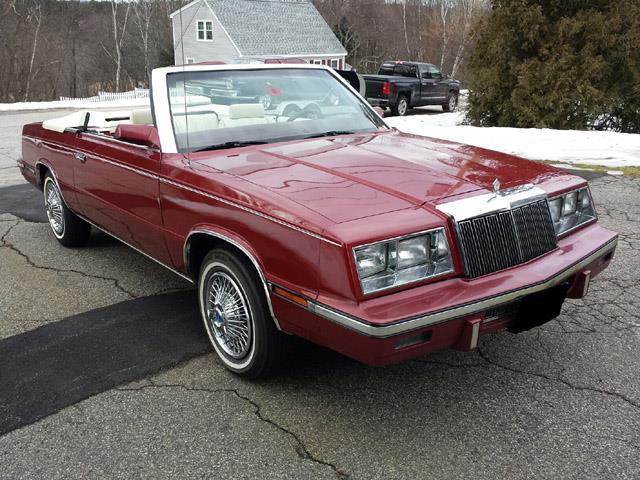 1985 Chrysler LeBaron | 942847