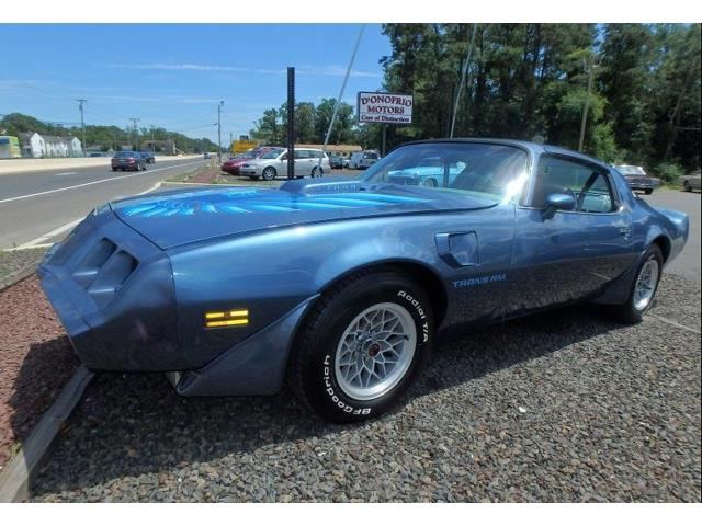1979 Pontiac Firebird Trans Am | 942848