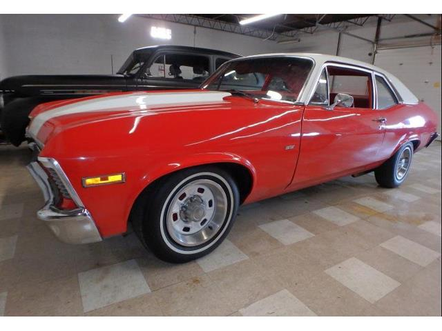 1971 Chevrolet Nova SS | 942849