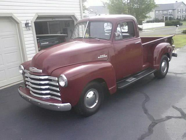 1953 Chevrolet 3100 | 942855