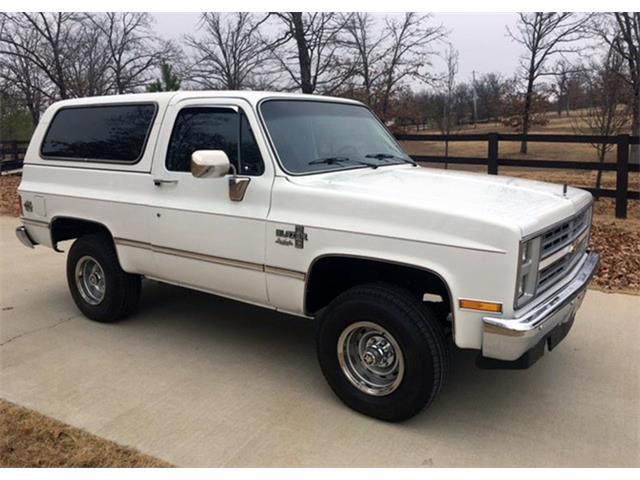 1986 Chevrolet Blazer | 942856