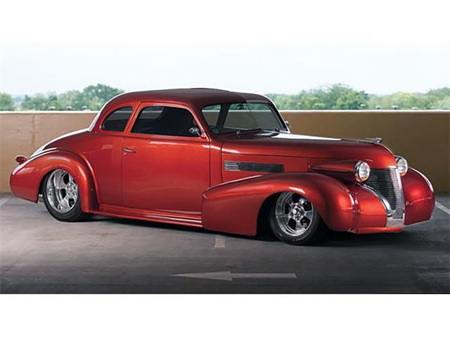 1939 Cadillac 4-Dr Sedan | 942858