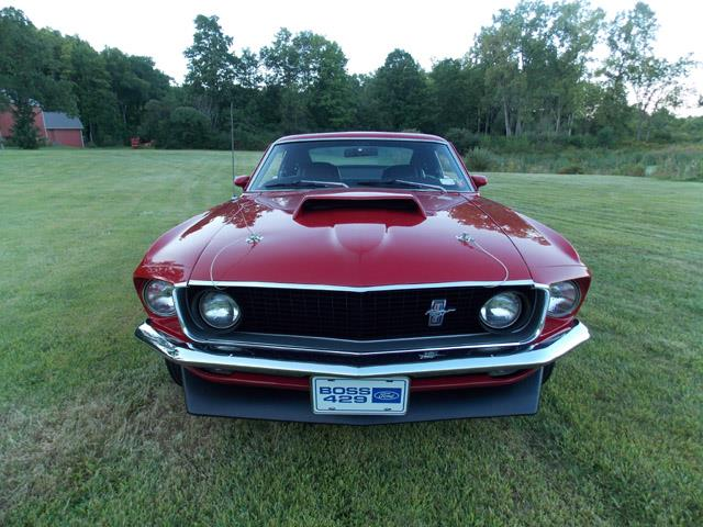 1969 FORD MUSTANG  BOSS | 942869
