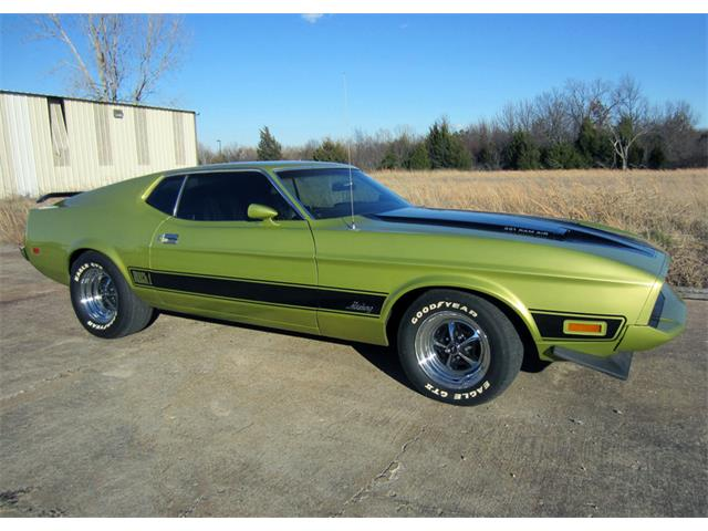 1973 Ford Mustang Mach 1 | 942888