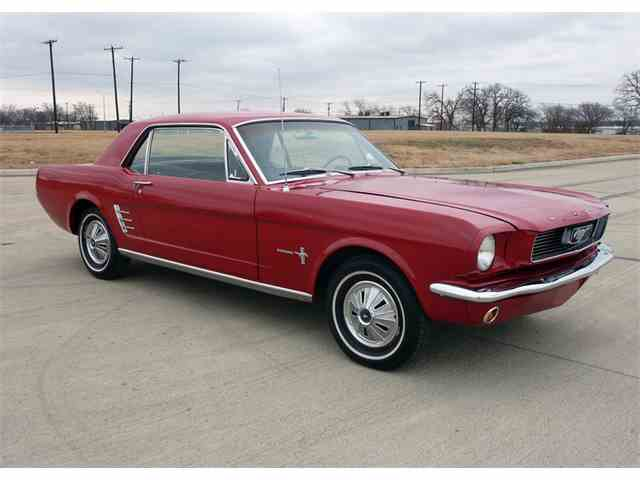 1966 Ford Mustang | 942889