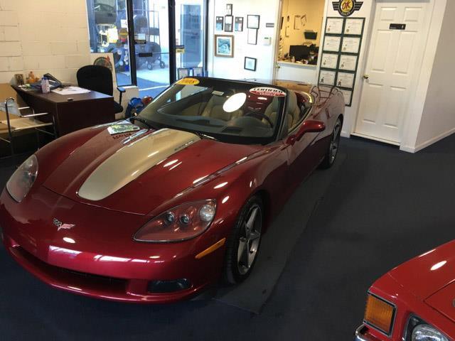 2008 Chevrolet Corvette | 942892