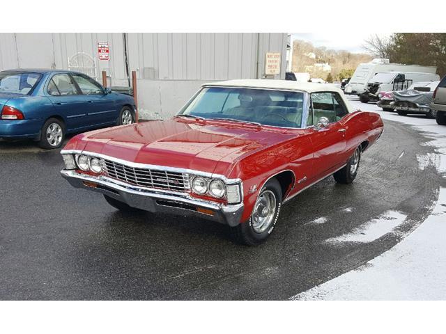 1967 Chevrolet Impala SS | 942896