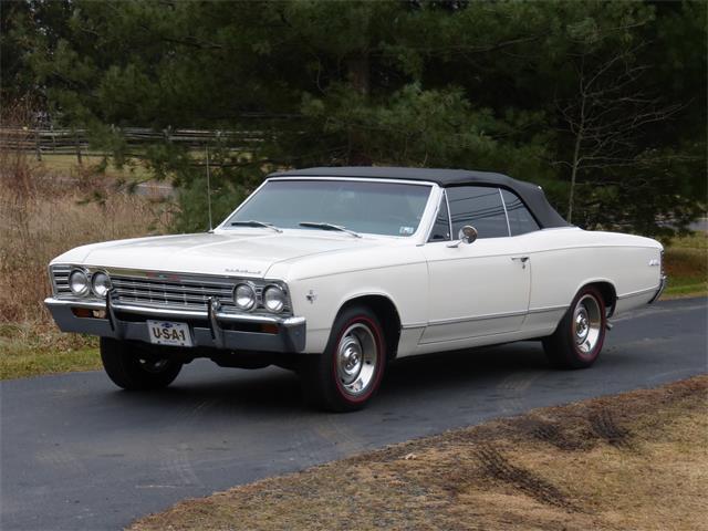 1967 Chevrolet Chevelle | 942907
