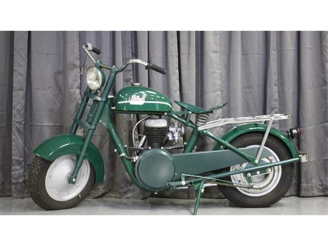 1947 Powell Motorcycle | 940291