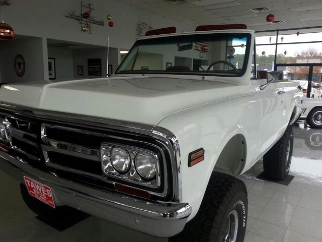 1970 GMC Jimmy | 942919