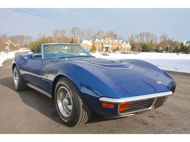 1972 Chevrolet Corvette | 942926